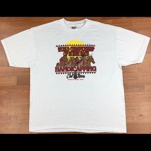 Vintage World Championship Of Horse Racing T-Shirt